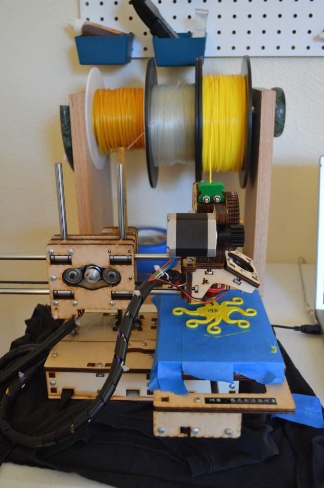 Printr and Filament