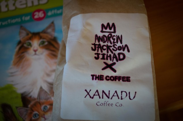 Andrew Jackson Jihad: The Coffee