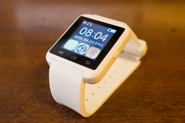 Ciyoyo U8S / Uwatch U8 Smartwatch for Android and iOS