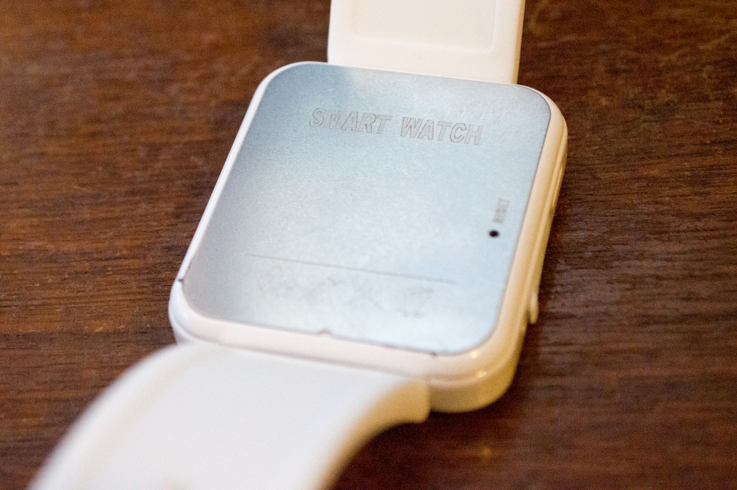 how to reset a smart watch